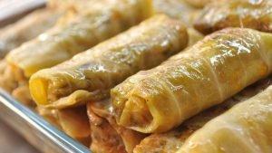 Malfuf Mahshi receta egipto