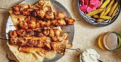 kebab arabe
