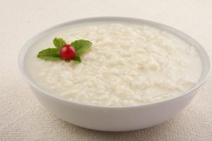 arroz con leche receta