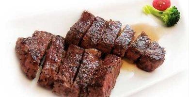 kebab egipcio receta