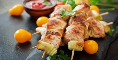 shish kebab receta egipcia