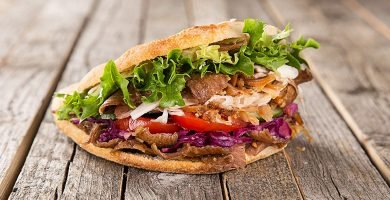 shawarma receta