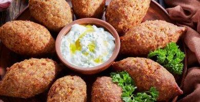 kibbeh arabe