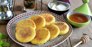 Harcha receta marroqui