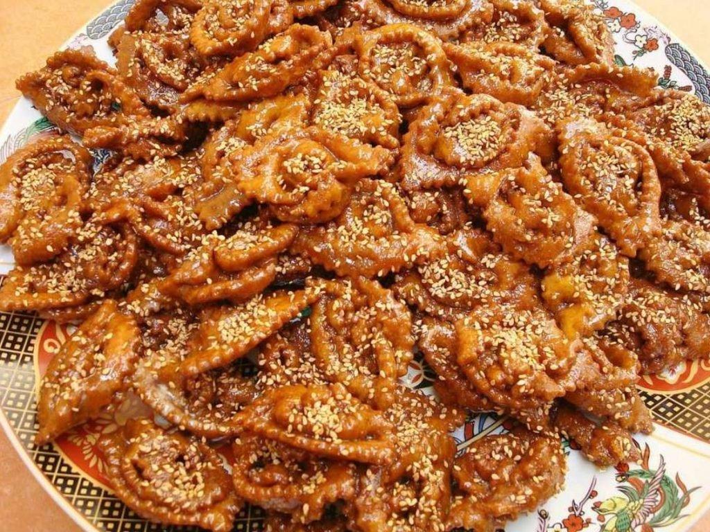 Chebakia marroqui