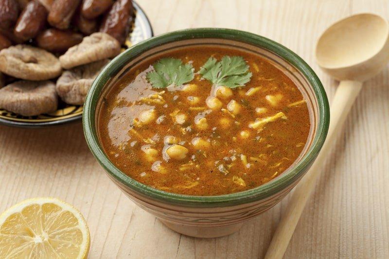 harira receta marroqui