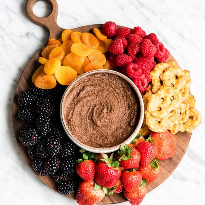 hummus arabe chocolate