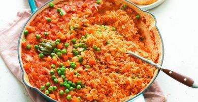 arroz jollof nigeria wolof