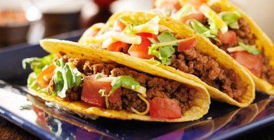 tacos arabes receta original
